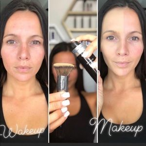 Touch Spray Foundation